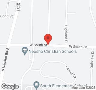 804 West South St