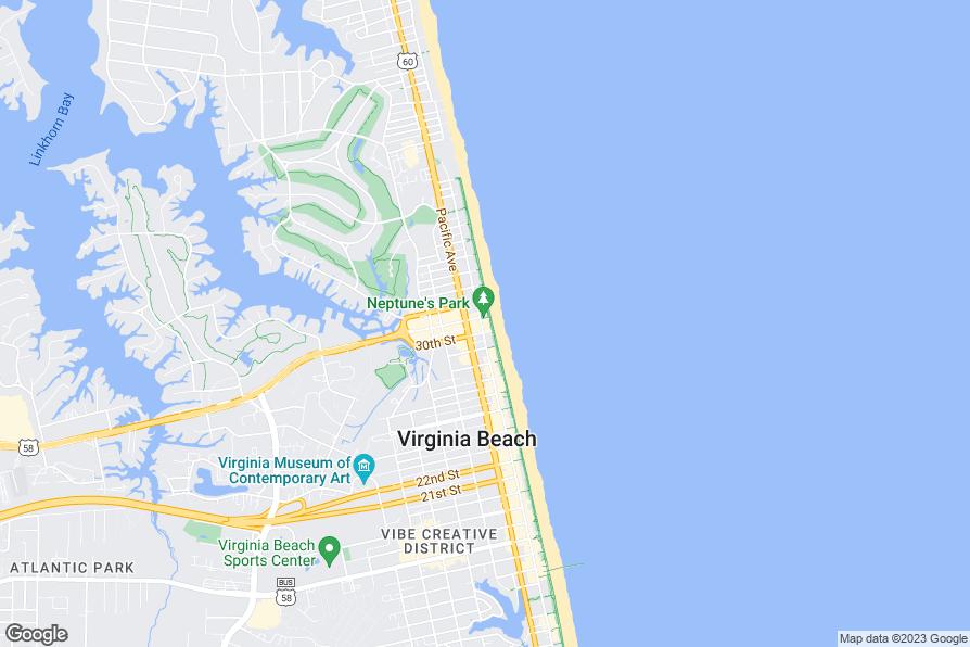 Hilton Virginia Beach Oceanfront Hotel Review