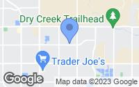 Map of Clovis, CA