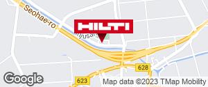 Get directions to 아산인주걸매1053