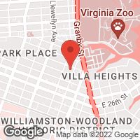 [THE Y ON GRANBY  Map]