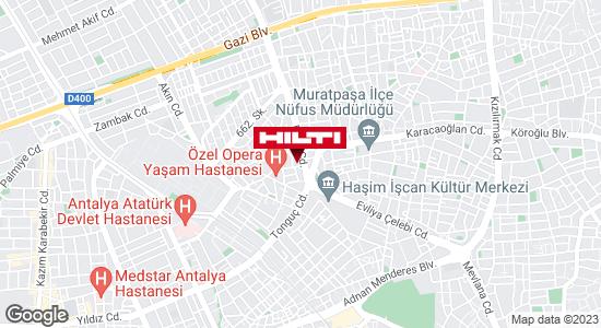 Hilti - Konya Mağaza