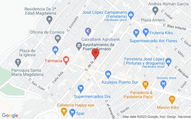 Administración nº2 de Puerto Serrano