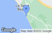 Map of La Selva Beach, CA
