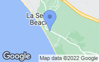Map of La Selva Beach, CA