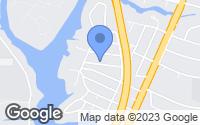 Map of Norfolk, VA