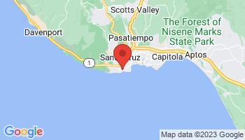 Map of Santa Cruz