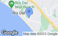 Map of Aptos, CA
