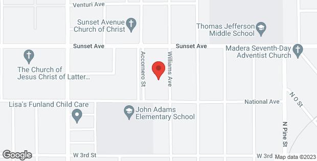 514 Williams Avenue Madera CA 93637