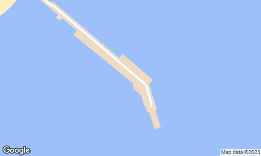 Map of Olitas Cantina & Grille at 49B Municipal Wharf Santa Cruz, CA