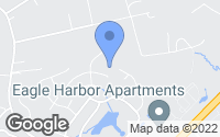 Map of Carrollton, VA