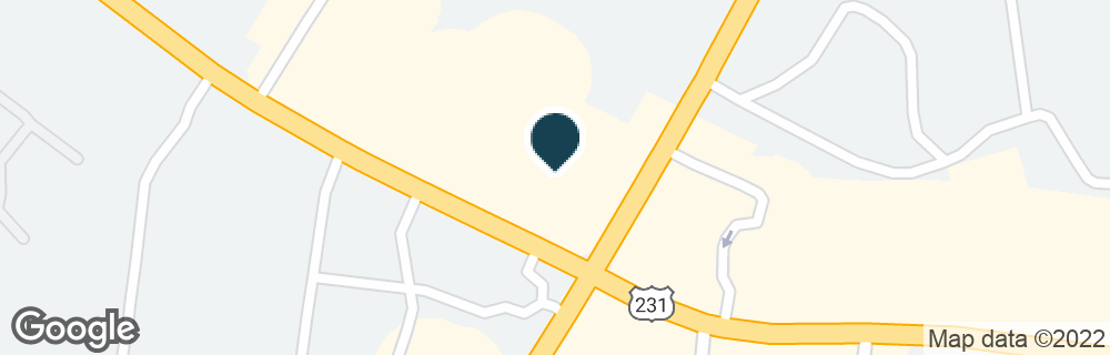 Google Map of2385 NASHVILLE RD