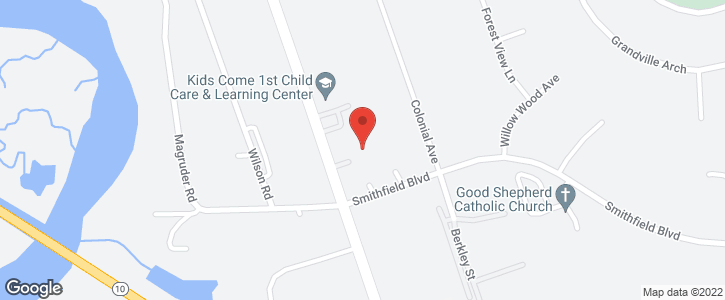 1613 Church Street #4 Smithfield VA 23430