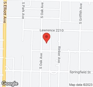 722 South Oak Avenue