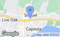 Map of Soquel, CA