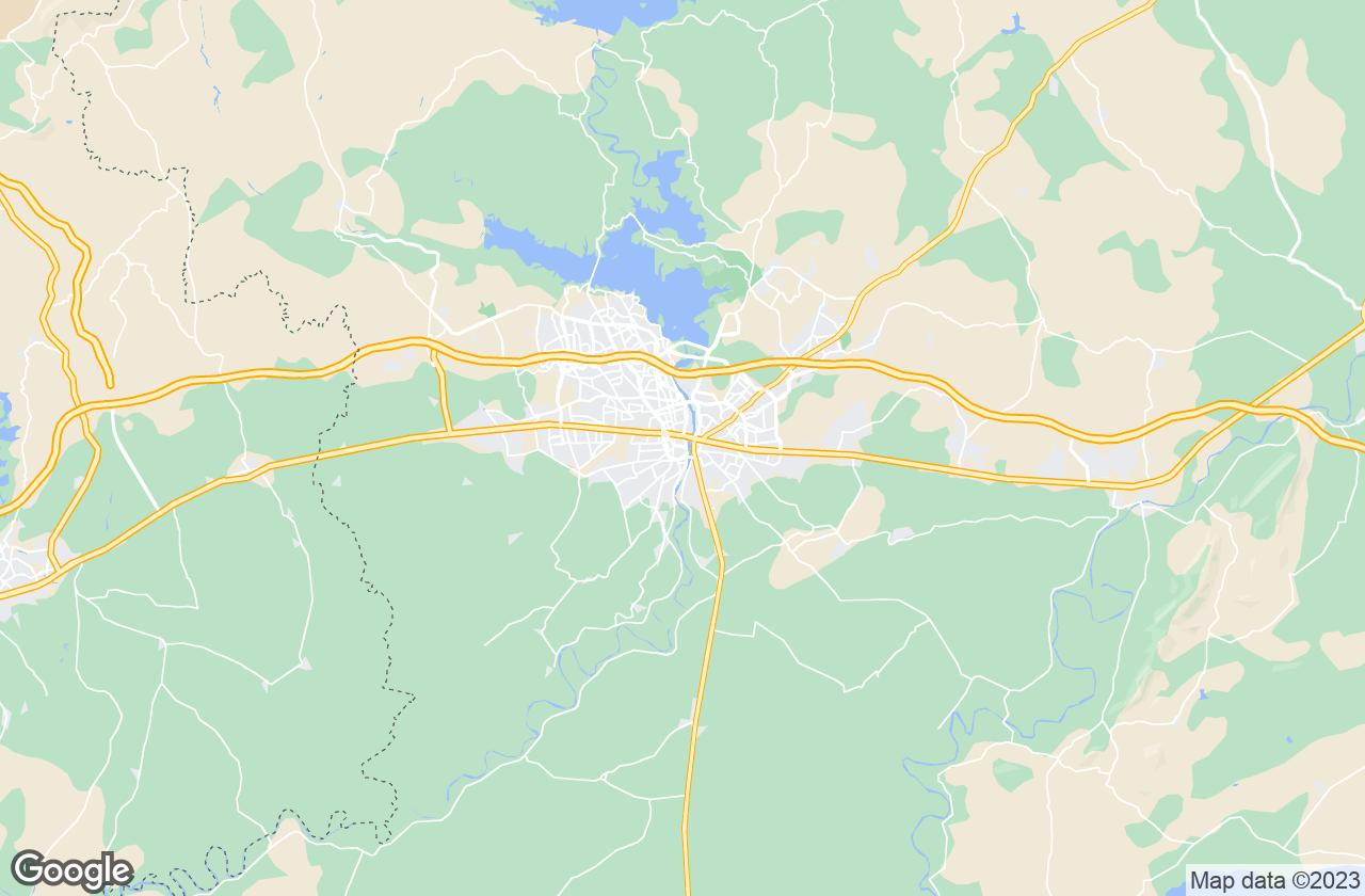 Google Map of أضنة