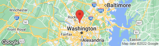 Map of 3603 WOODRIDGE AVENUE SILVER SPRING, MD 20902