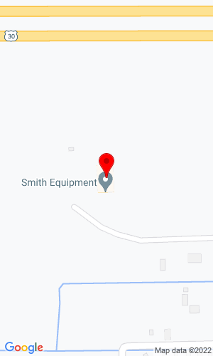 Google Map of Smith Equip. Co. 361 S 200 West , Rupert, ID, 83350
