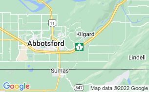 Map of Abbotsford Camp & RV Park