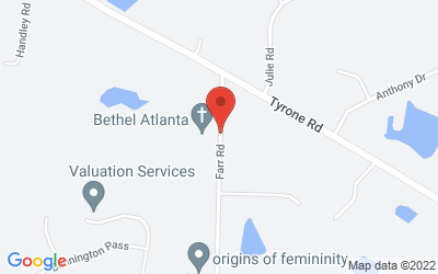 Map of Bethel Atlanta Church Property