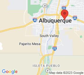 Job Map - 3620 LAS ESTANCIAS DR Albuquerque, New Mexico 87105 US