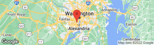 Map of 3621 GUNSTON ROAD #3621 ALEXANDRIA, VA 22302