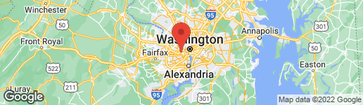Map of 3625 10TH STREET N #602 ARLINGTON, VA 22201