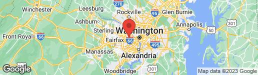 Map of 3632 LANCASTER STREET N ARLINGTON, VA 22207