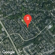 Satellite Map of 364 Coleridge Place, Waterloo, Ontario