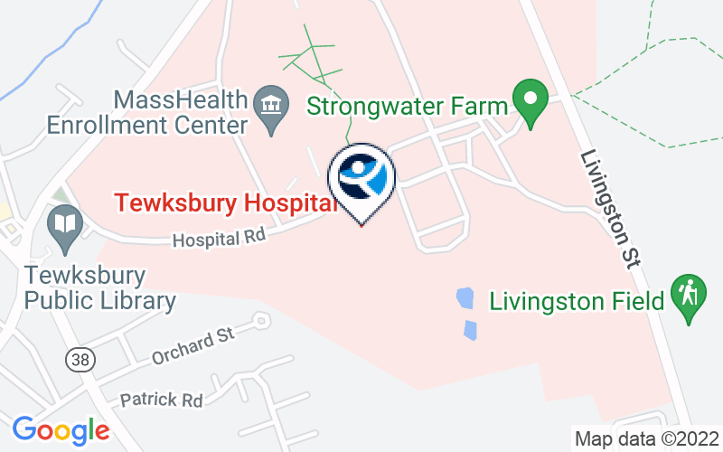 Tewksbury Hospital Location and Directions