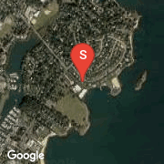 Satellite Map of 37  Kensington Oval , New Rochelle, NY 10805