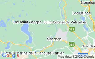 Map of Camping L'Egare
