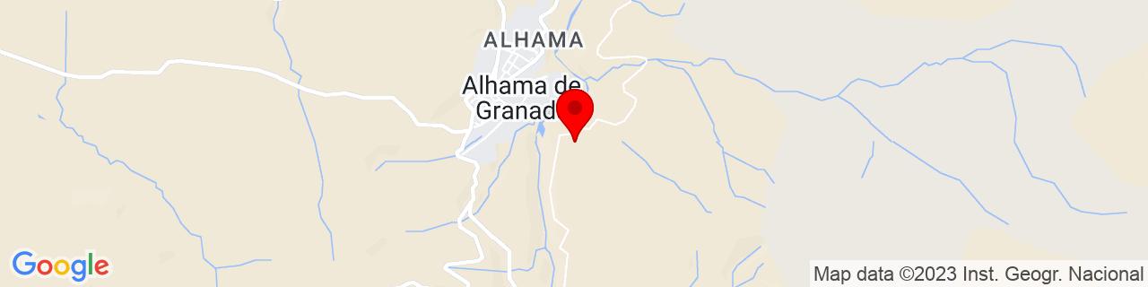 Google Map of 37, -3.9833333333333334