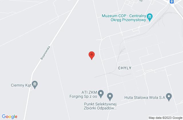 Wyświetl SERON Kołodziejczyk spółka jawna na mapie