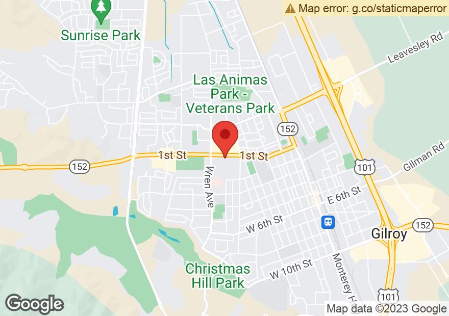 Google Map of 770 1ST ST