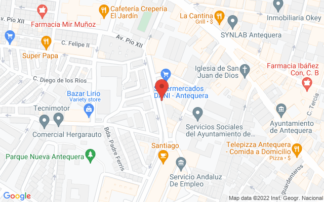 Administración nº6 de Antequera