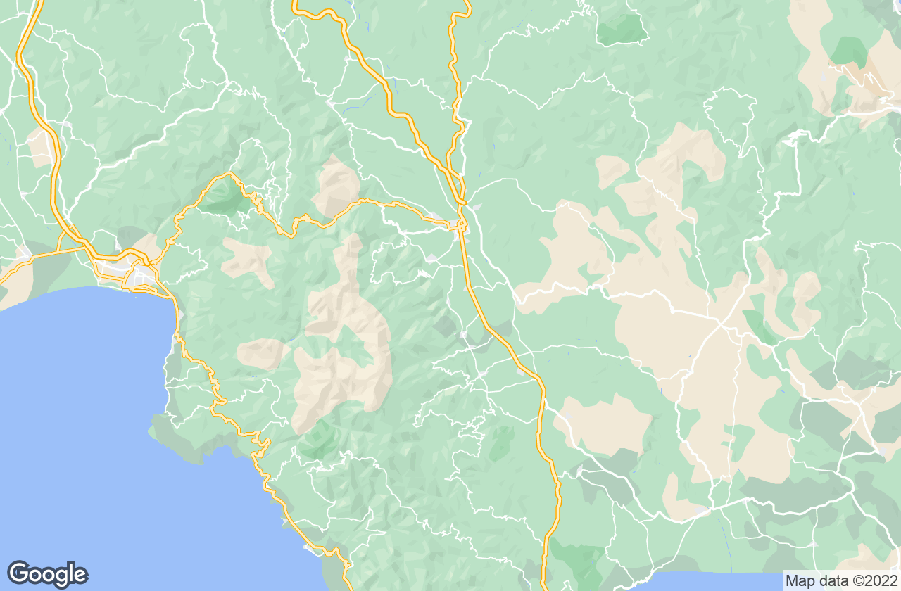 Google Map of أسبرطة