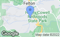 Map of Felton, CA
