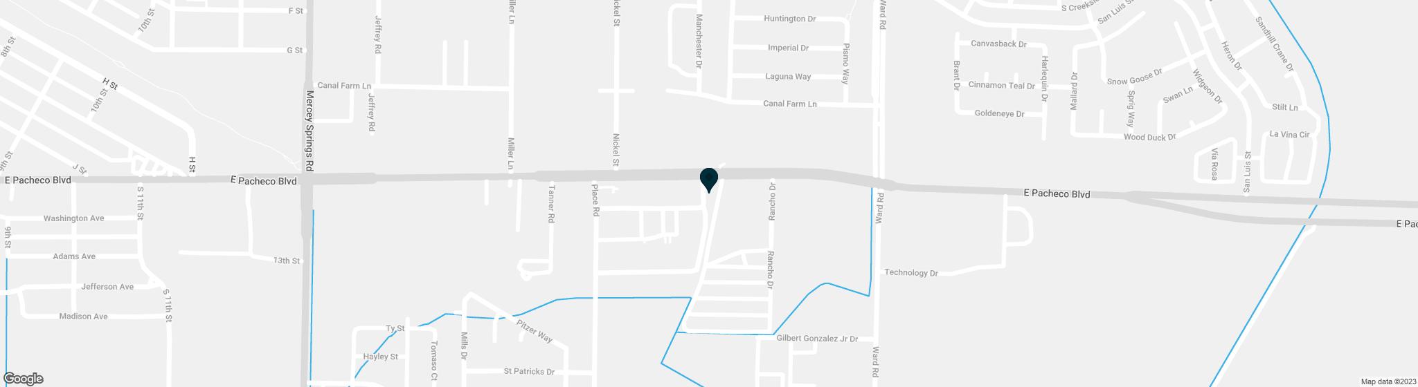 2101 East Pacheco Boulevard Los Banos CA 93635