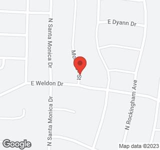 696 North Montego Drive