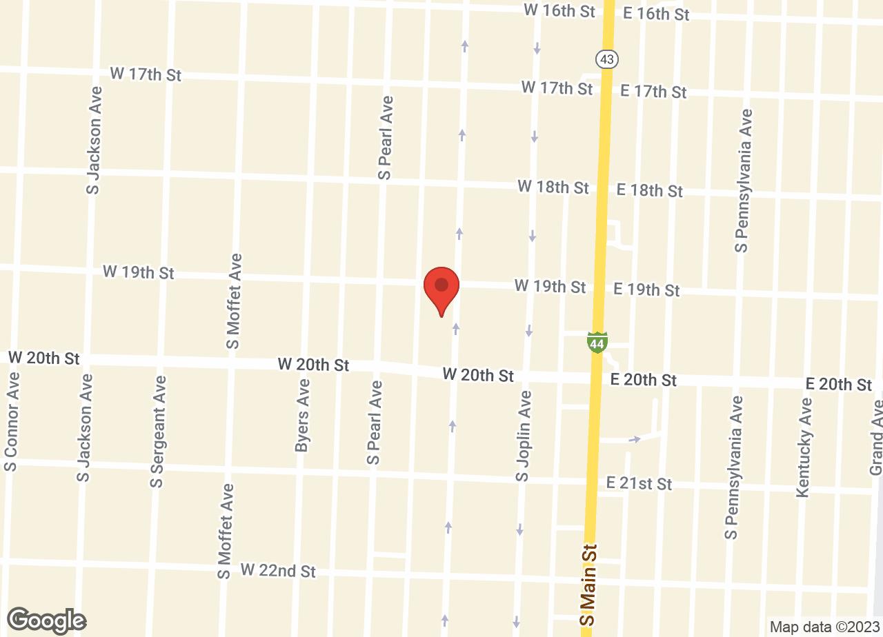 Google Map of VCA Main Street Animal Hospital