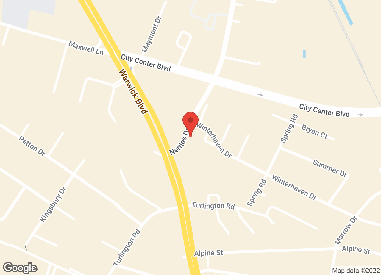 Google Map of VCA Boulevard Animal Hospital