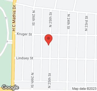 827 N 25th Street