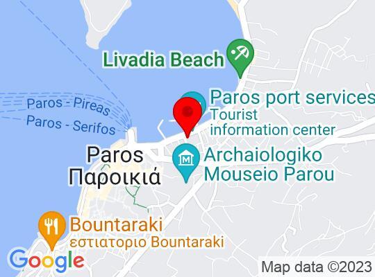 Google Map of Paros