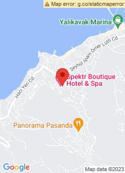 Google Map of سبيكتر هوتل بودروم