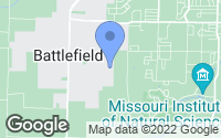 Map of Battlefield, MO