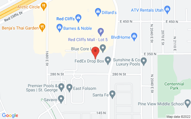 static image of 321 North Mall Drive, Suite O-101, St. George, Utah