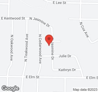 213 North Jasmine Drive