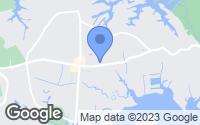 Map of Poquoson, VA