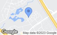 Map of Newport News, VA